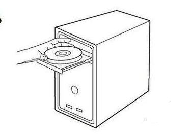 联想电脑光盘系统重装教程