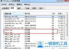 csrss是什么进程用以控制Windows图形相关子系统