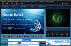 4Easysoft Free Blu-ray Ripper设置默认保存位置的具体操作方法